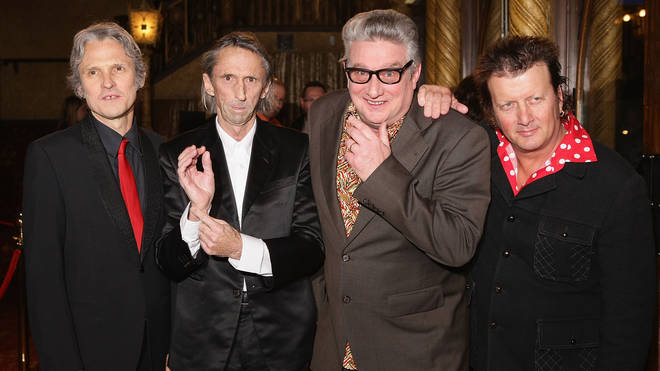 Mental As Anything, with Greedy Smith second from right
