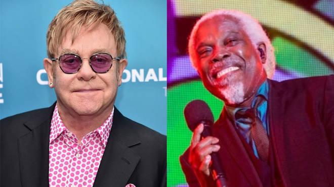 Elton John and Billy Ocean