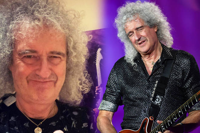 Brian May opens up on depression: 'I haven't wanted to show my face'