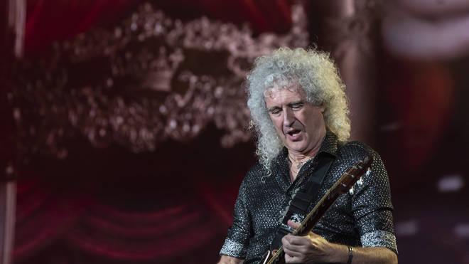 Brian May of Queen