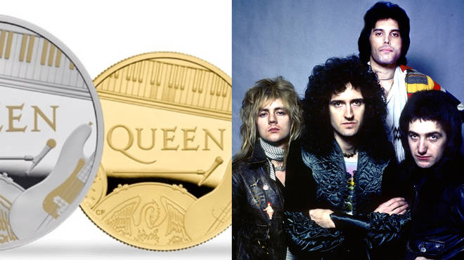 Queen are getting their own £5 coin