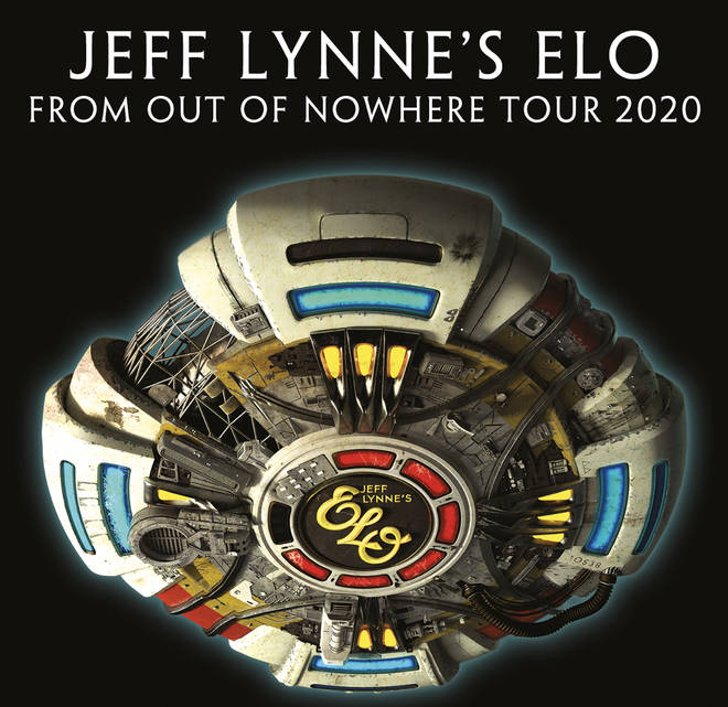 Jeff Lynne's From Out of Nowhere