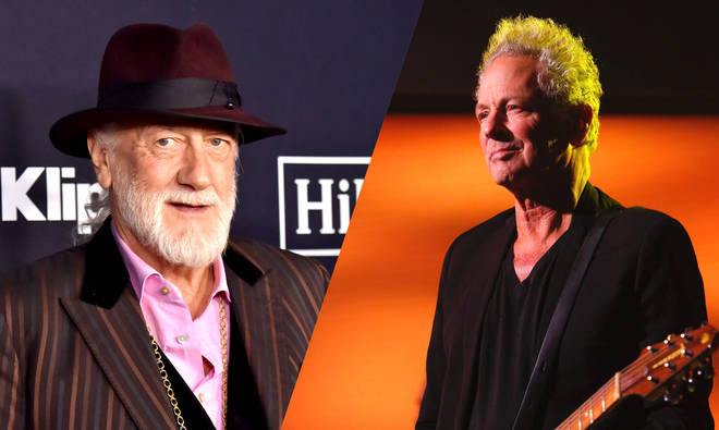 Lindsey Buckingham will never play with Fleetwood Mac again, says Mick Fleetwood