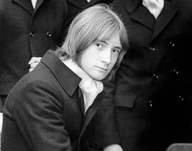 Phil Collins in the band Flaming Youth