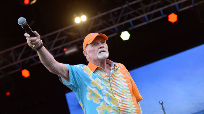 Mike Love of The Beach Boys