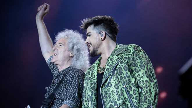 Queen and Adam Lambert at Fire Fight Australia Bushfire Relief Concert