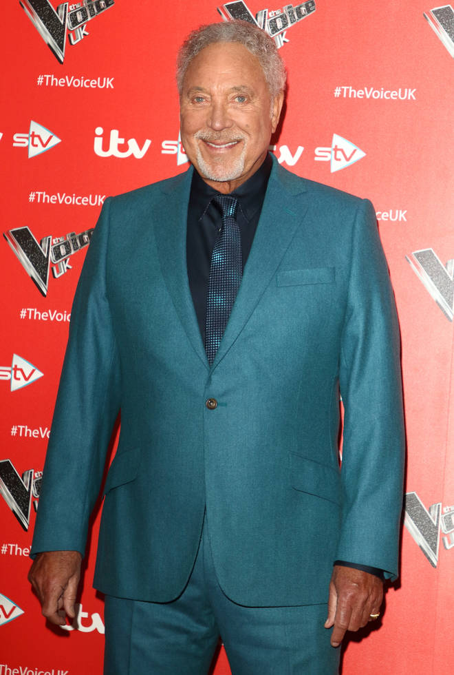 Sir Tom Jones' real name is actually Thomas John Woodward