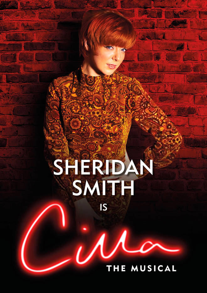 Sheridan Smith in Cilla The Musical