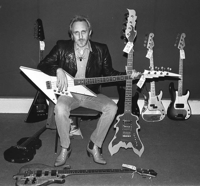 The Who's John Entwistle