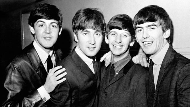 Th Beatles in 1965