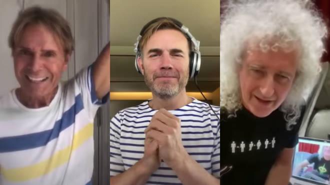 Gary Barlow's Crooner Duets