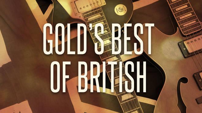 Gold's Best of British