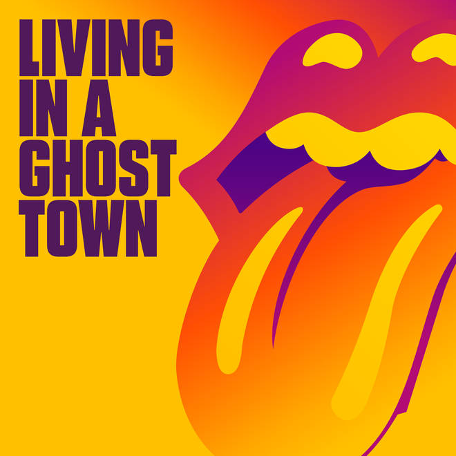The Rolling Stones release a brand new surprise track 'Living In A Ghost Town'