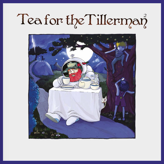 Tea for the Tillerman² album