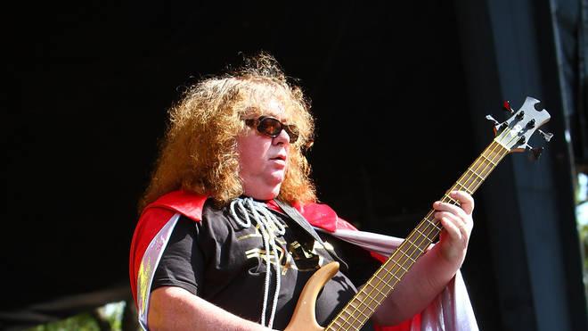 Steve Priest in 2010