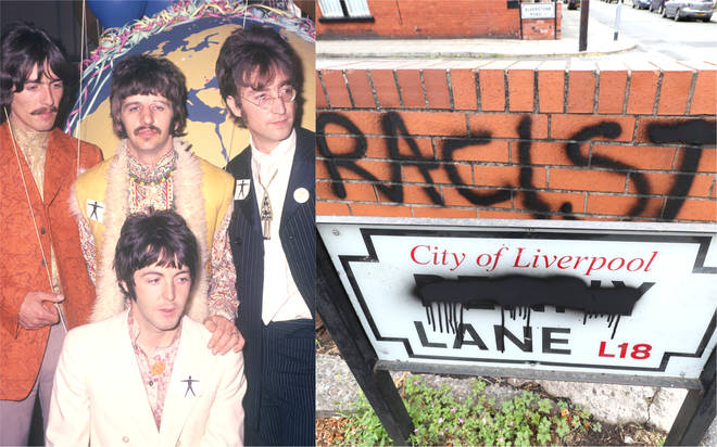 The Beatles' Penny Lane 'in danger of being renamed if slavery link proven', says Liverpool city mayor