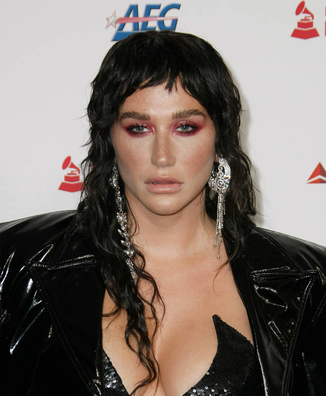 Kesha features on the new track