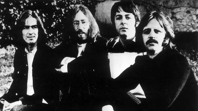 One of the last known pictures of The Beatles before the band split in 1970 (L to R) George Harrison, John Lennon, Paul McCartney and Ringo Starr.