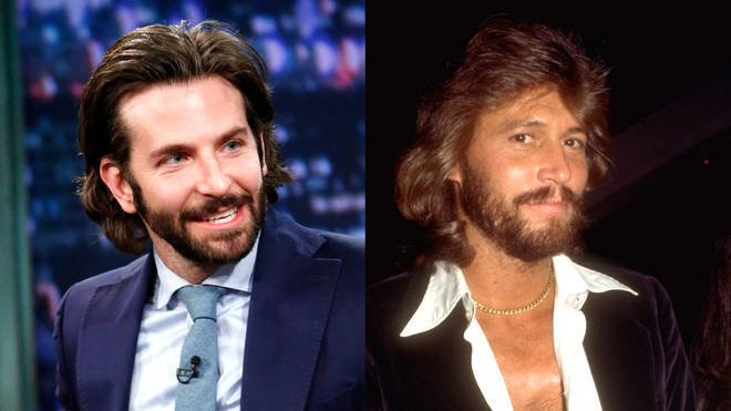 Robin Gibb's son RJ says Bradley Cooper is a candidate for the role of Sir Barry Gibb in upcoming biopic