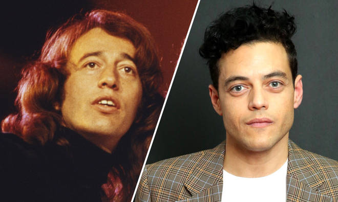 RJ Gibb thinks Rami Malek is a good candidate for the role of his dad in upcoming Bee Gees biopic