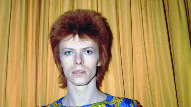 David Bowie plans revealed as late star wanted to relaunch Ziggy Stardust from space