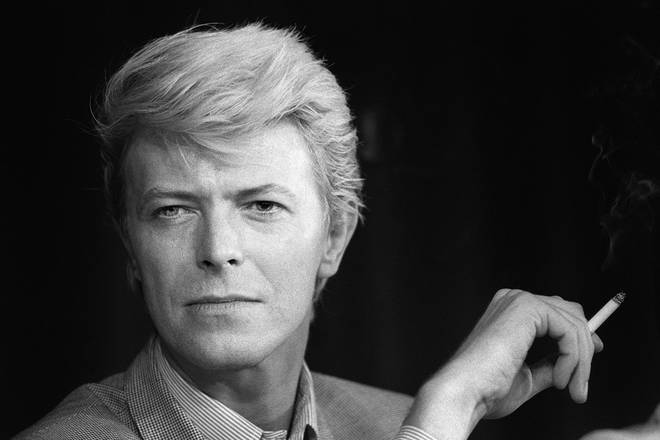 David Bowie's latest album features 12 previously unheard live tracks from 1999