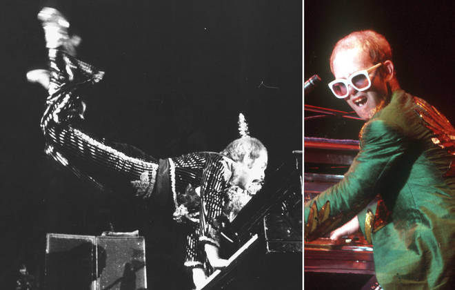 "Elton John&squot;s Troubadour gigs in 1970 turned his career around, with the LA Times writing: ""Rejoice...! Rock music has a new star,"""