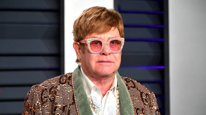 Elton John criticises modern pop records: 'They're not real songs'