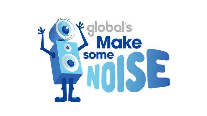 Make Some Noise logo