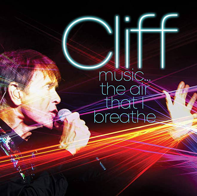 Cliff Richard's new album
