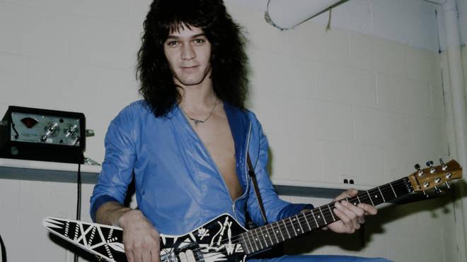 Eddie Van Halen in 1979