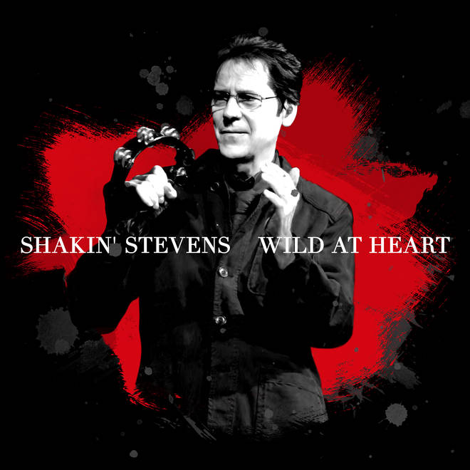 Shakin' Stevens releases a new single 'Wild At Heart'