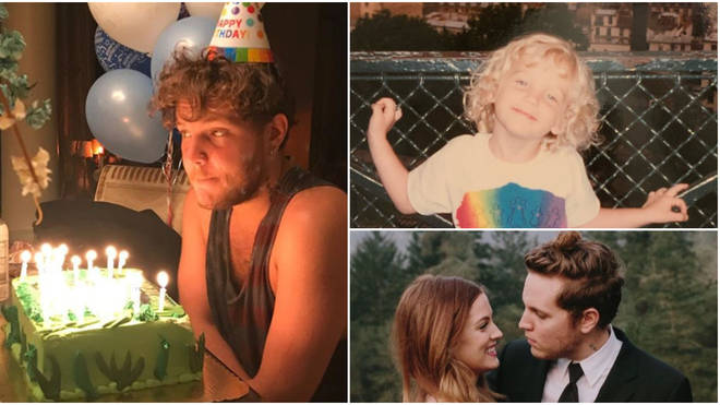 Lisa Marie Presley and daughter Riley Keough have shared private photos to celebrate what would have been Benjamin Keough's 28th birthday