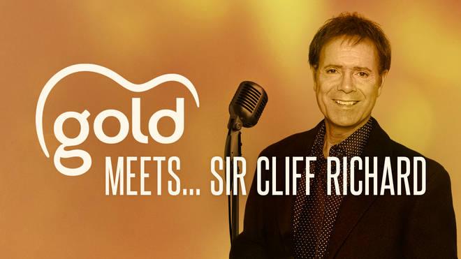 Gold Meets Sir Cliff Richard