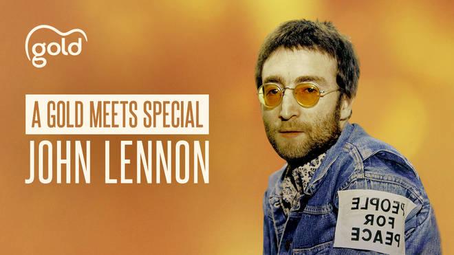 Gold Meets John Lennon