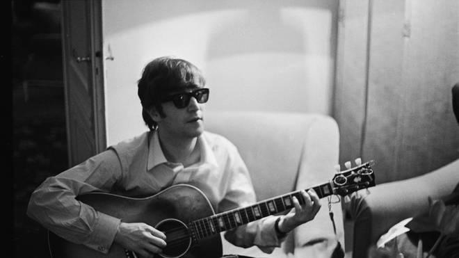 John Lennon in 1964