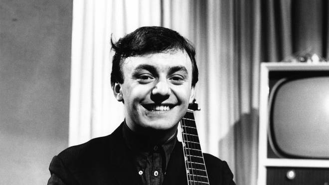 Gerry Marsden in the 1960s