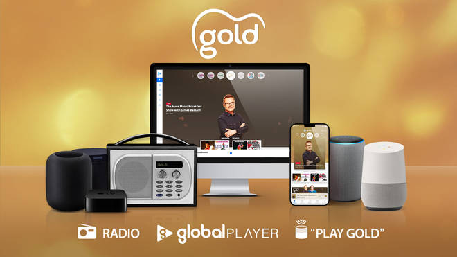 All the ways you can listen to Gold