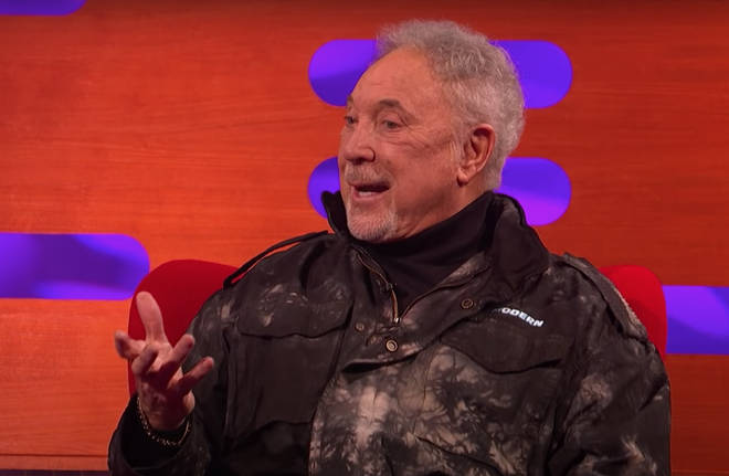 The Voice judge appeared on The Graham Norton Show at the weekend (January 29) when he recalled the amazing moment he first met Elvis at the very start of his 50-year career.