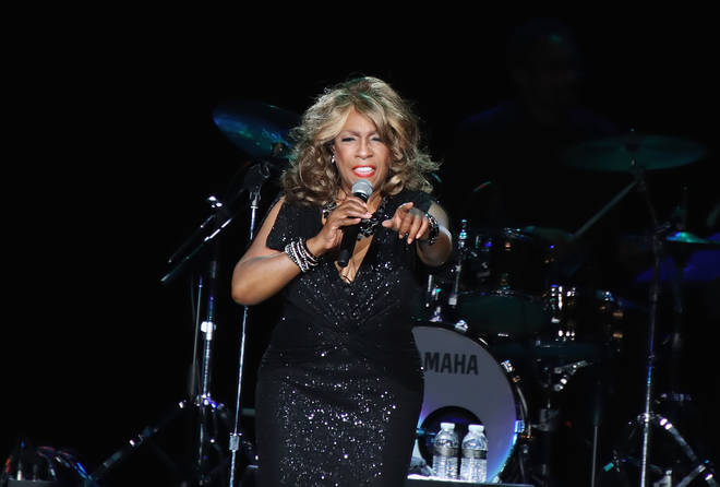 Mary Wilson performs in concert in Sound Waves at Hard Rock Atlantic City on November 16, 2019 in Atlantic City, New Jersey.