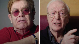 Elton John and Michael Caine urge public to get coronavirus vaccine in new NHS advert