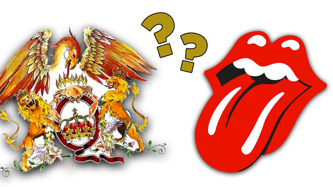 Can you match these logos to the correct bands and artists?