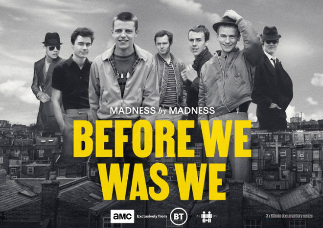 The official poster for 'Before We Was We'