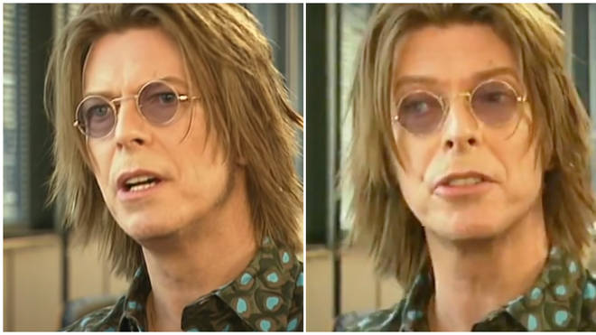 David Bowie predicted in 1999 the impact the internet would have on society in mind-blowing video