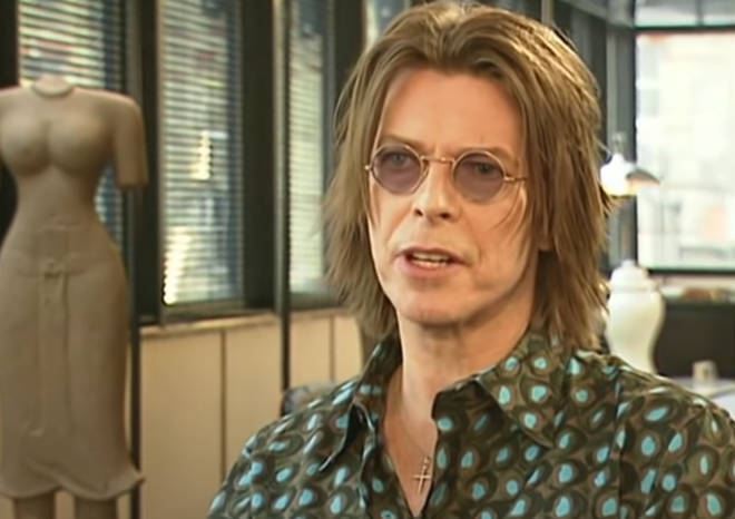 """""""The potential of what the Internet is going to do to society, both good and bad, is unimaginable,"""" David Bowie tells a baffled Jeremy Paxman in 1999"""