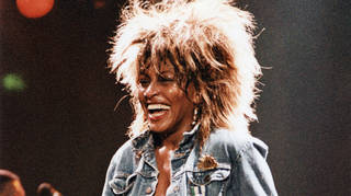 Tina Turner Performs At Wembley Arena In 1985