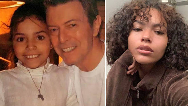 David Bowie's daughter Lexi Jones pays tribute to late father on what would have been his 74th birthday.