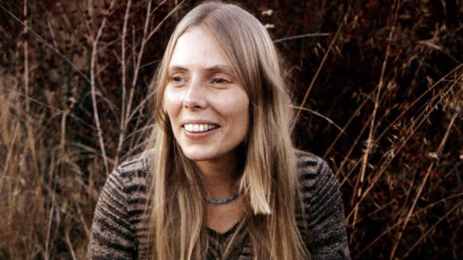 Joni Mitchell in 1970