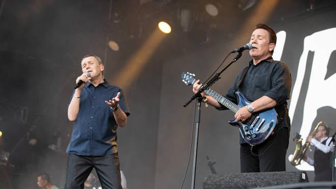UB40 at Rewind Scotland in 2018