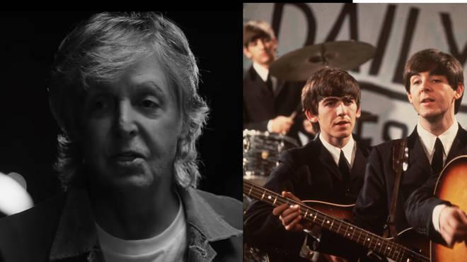 Paul McCartney and The Beatles